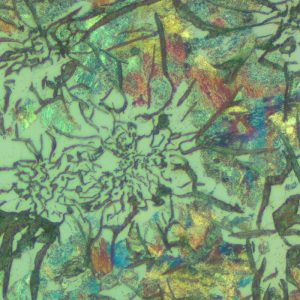 Metallographic sample preparation sometimes resembles art. When the sample is prepared in a specific way and the possibilities of an optical microscope are applied, the micrograph can turn out very different from what you might expect. This micrograph shows a prepared grey cast iron sample, etched with 3% Nital examined in polarised light at 500x. We will soon post this micrograph in a less colourful version. #akasel #metallography #materialscience #samplepreparation #castiron #polarisedlight #thesmarteralternative